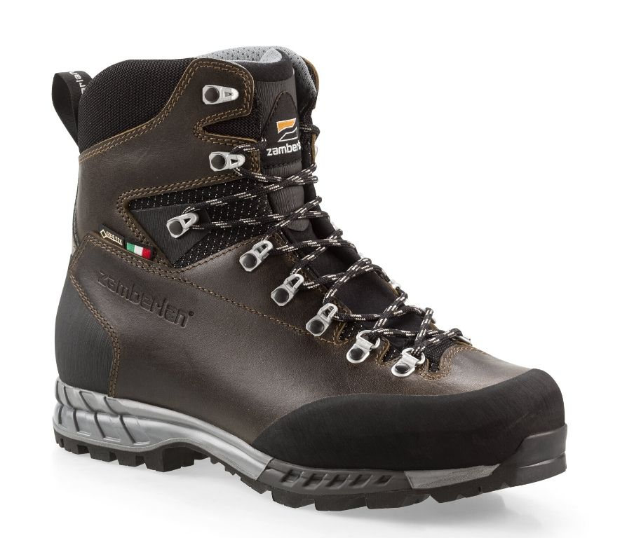 1111 ASPEN GTX  RR -   Scarponi  Trekking   -   Waxed Dark Brown