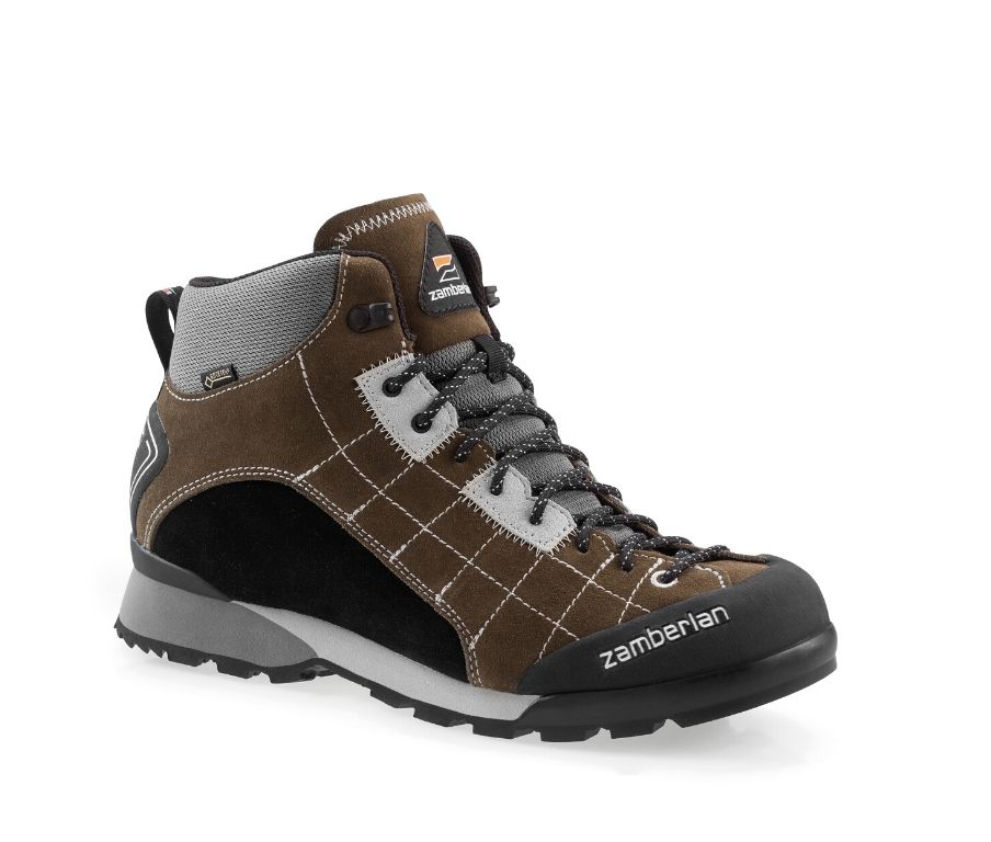 225 INTREPID MID RR GTX - Musk Men's approach Shoes | Zamberlan