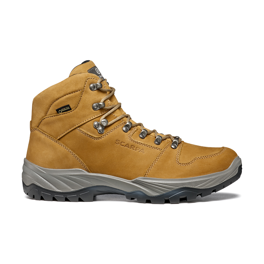 TELLUS GTX   -   Trails and forest excursions, waterproof   -   Ocra
