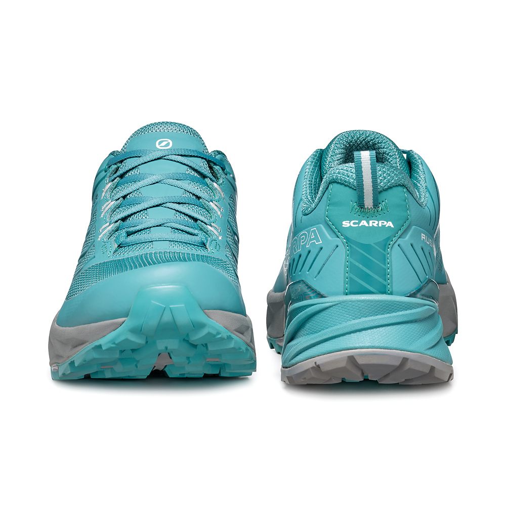 RUSH WOMAN  -   Trail Running for long distances on wet terrain  -  Aqua