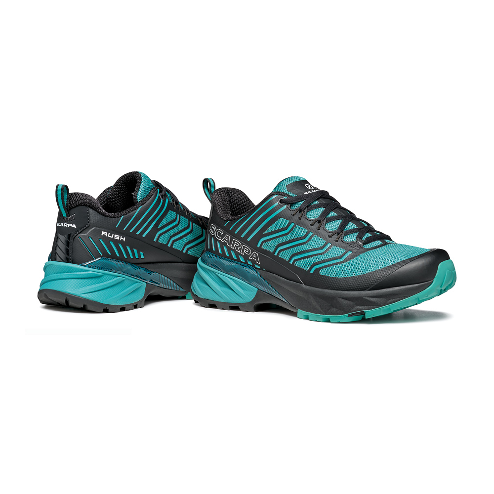 RUSH WOMAN  -  Fast hiking su multi-terrain, medie e lunghe distanze   -   Ceramic