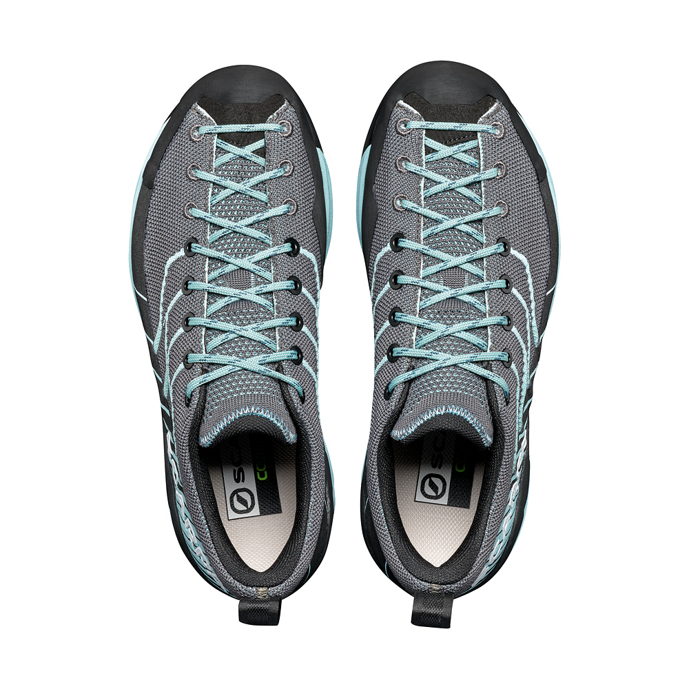 MESCALITO KN WOMAN  -   Approach and Hiking in the summer   -   Gray-Aqua