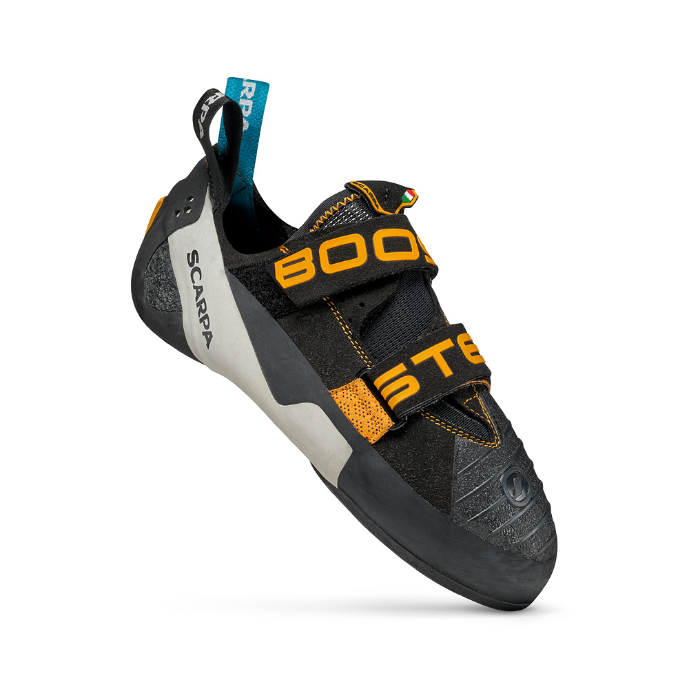 BOOSTER   -   Specialized Performance   -   Black-Orange