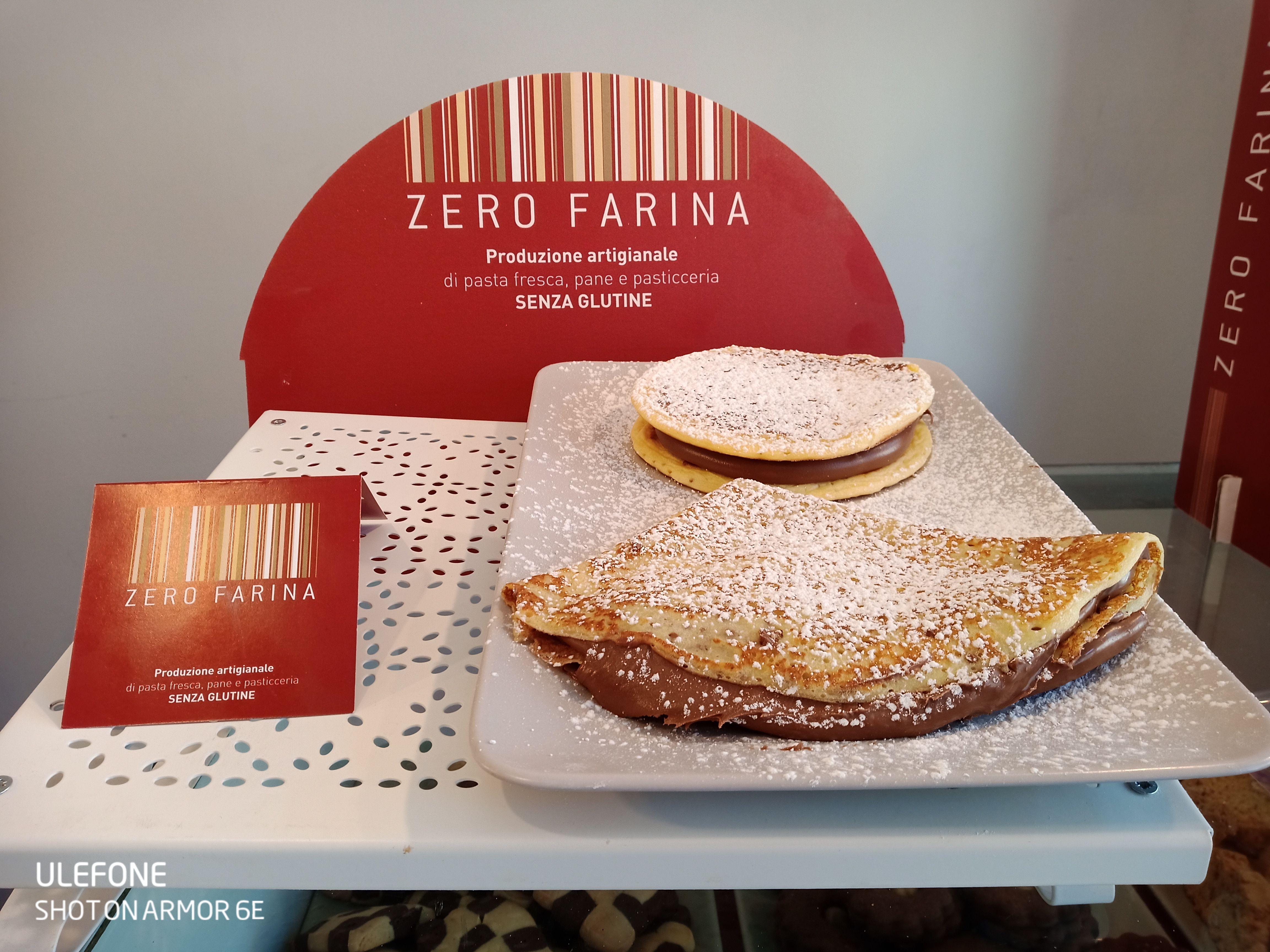 Pancake / Crepes Vuoti Senza Glutine e Lattosio - 5 pz x 60 gr