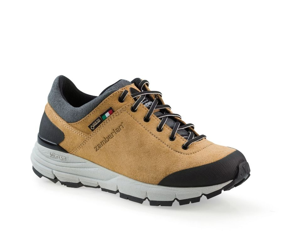 205 STROLL GTX WNS - Lifestyle Shoes - Tan