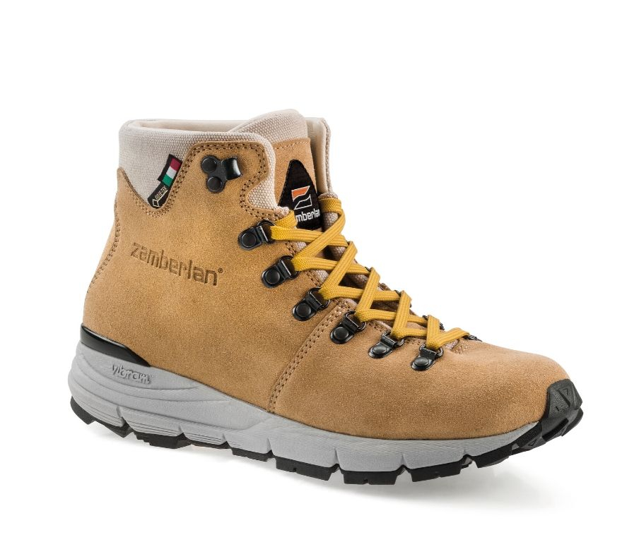 325 CORNELL LITE GTX WNS - Lifestyle Shoes - Tan