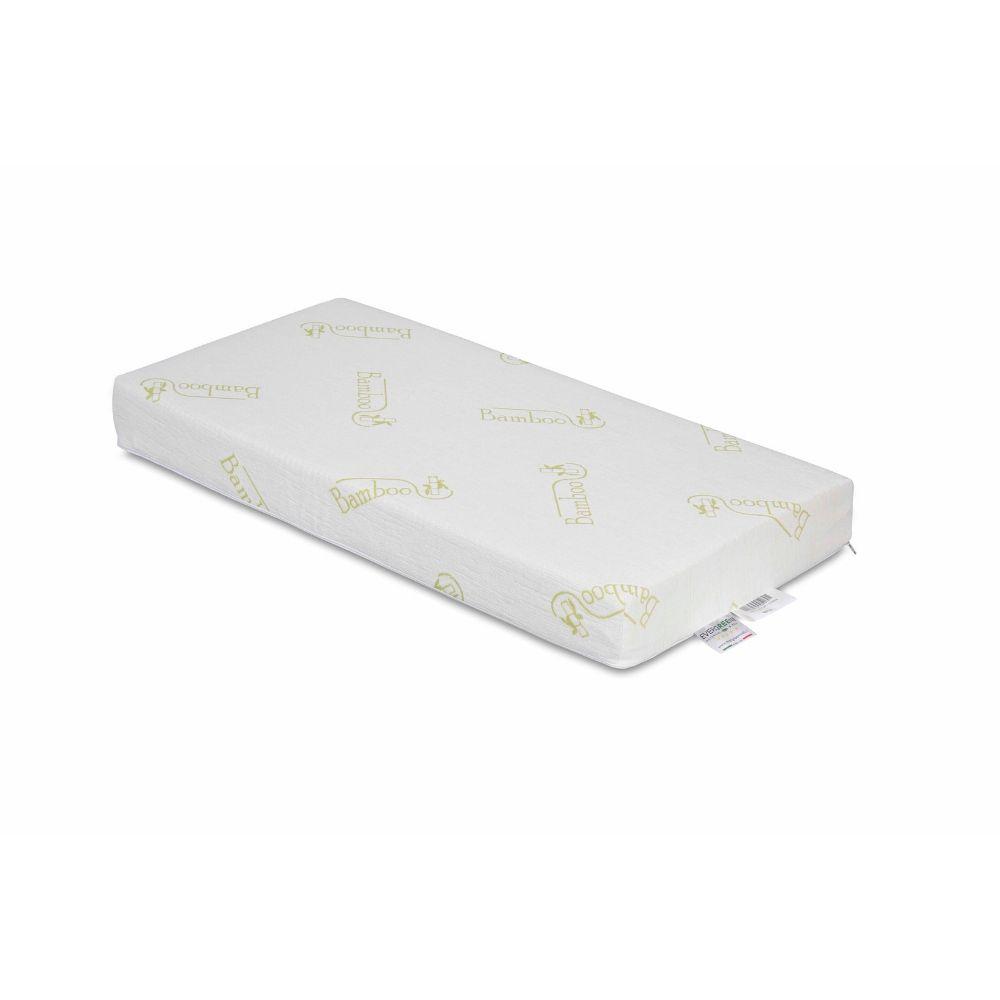 Materasso Per Bambini In Lattice E Waterfoam Con Cuscino Antisoffoco Evergreenweb Materassi Beds