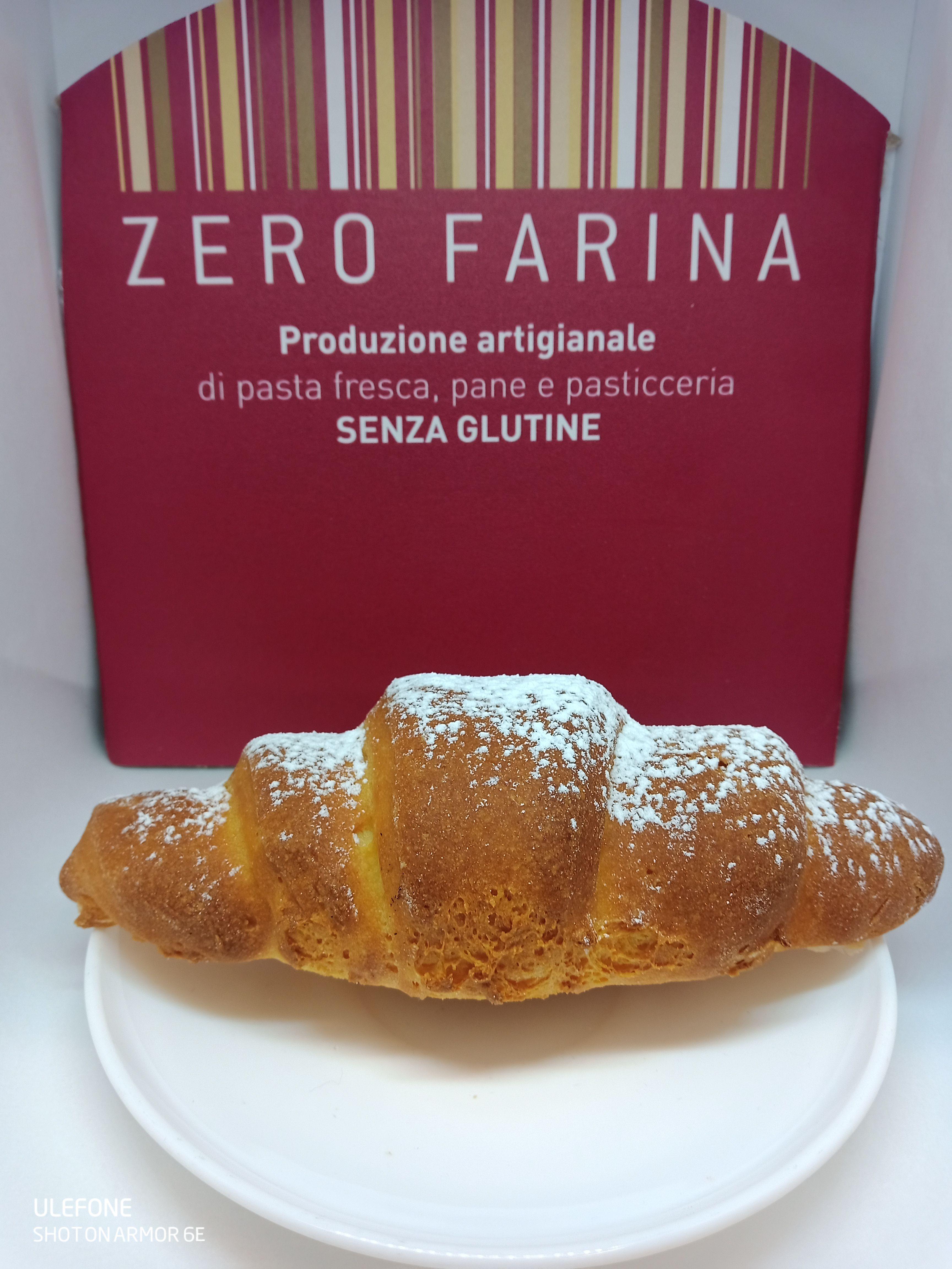 Brioche Senza Glutine e Lattosio (SPECIFICARE FARCITURA)
