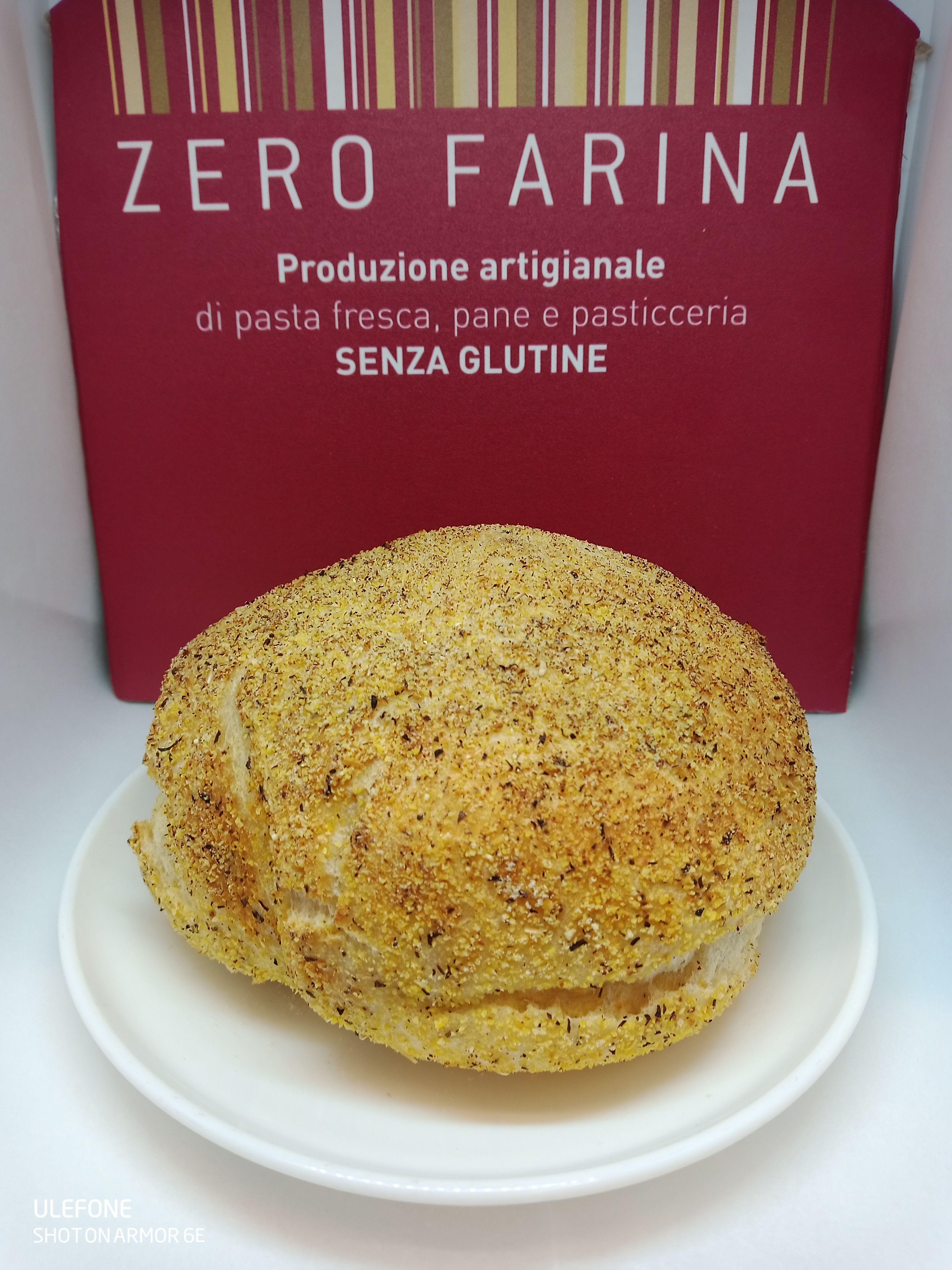 Pane Integrale Senza Glutine e Lattosio - 150 gr