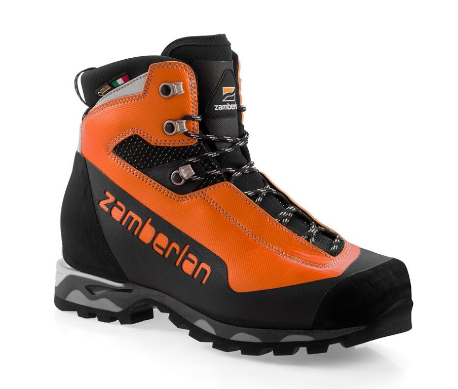 2093 BRENVA GTX RR   -   Mountaineering Boots Zamberlan   -   Orange
