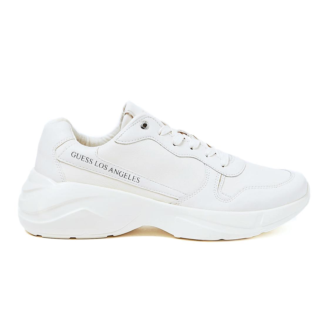 Chunky sneaker bianca Guess
