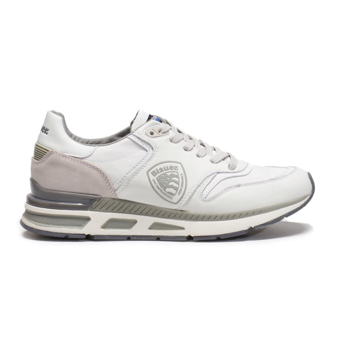 Sneaker bianca Blauer