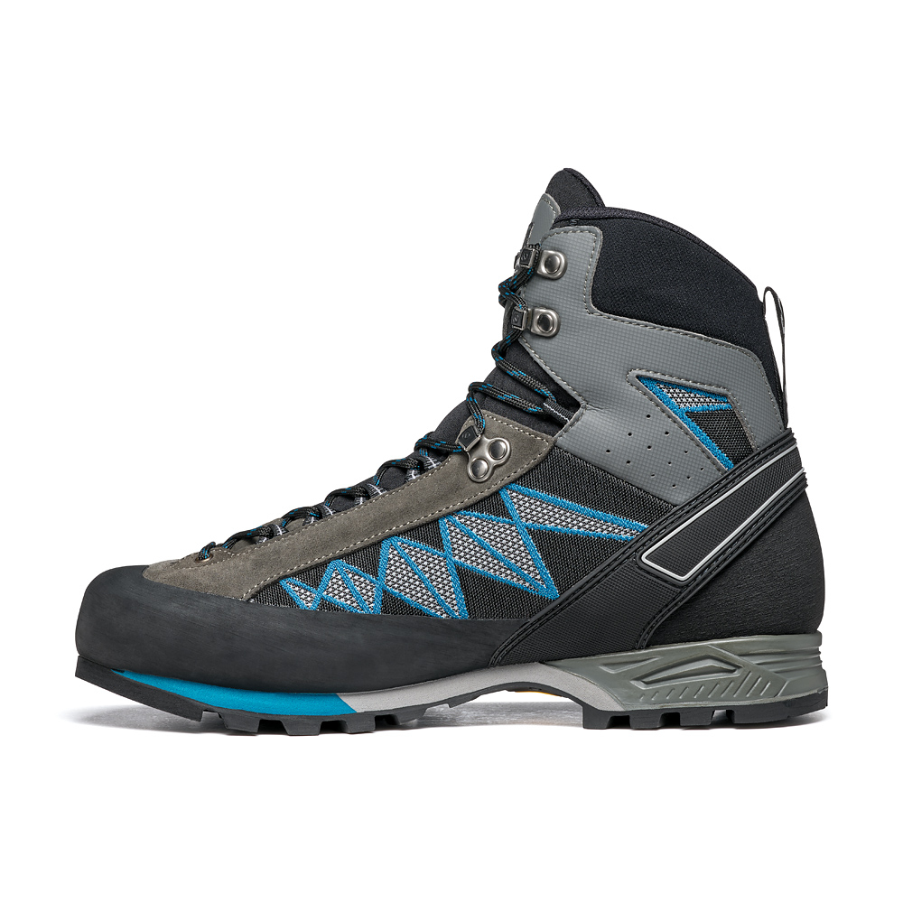 MARMOLADA TREK  HD   -   Backpacking boots   -   Shark-Octane / Last Wide