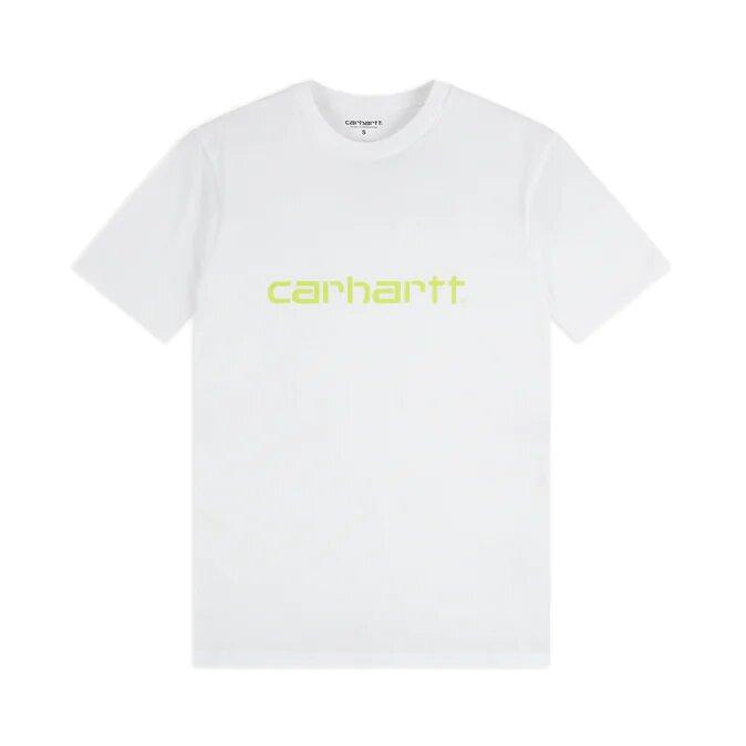 T-Shirt Carhartt Script Lime ( More Colors )