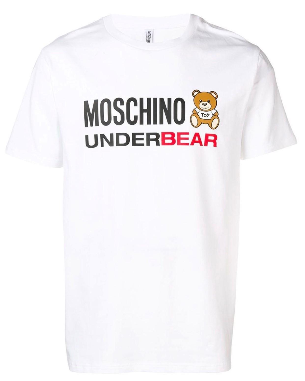 T-shirt moschino underbear