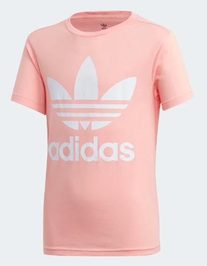 T-shirt bambina ADIDAS TREFOIL
