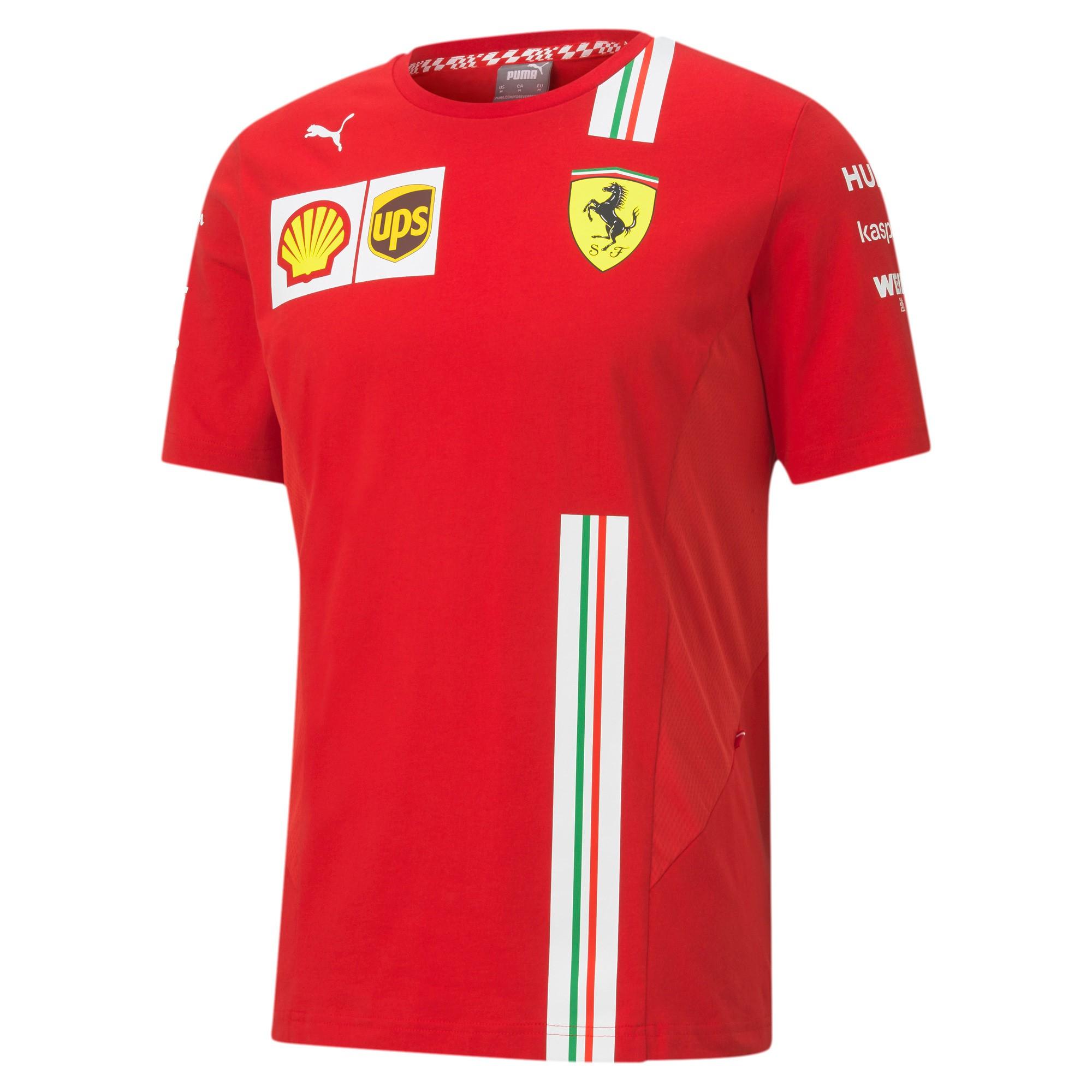 Scuderia Ferrari Team Tee Kid