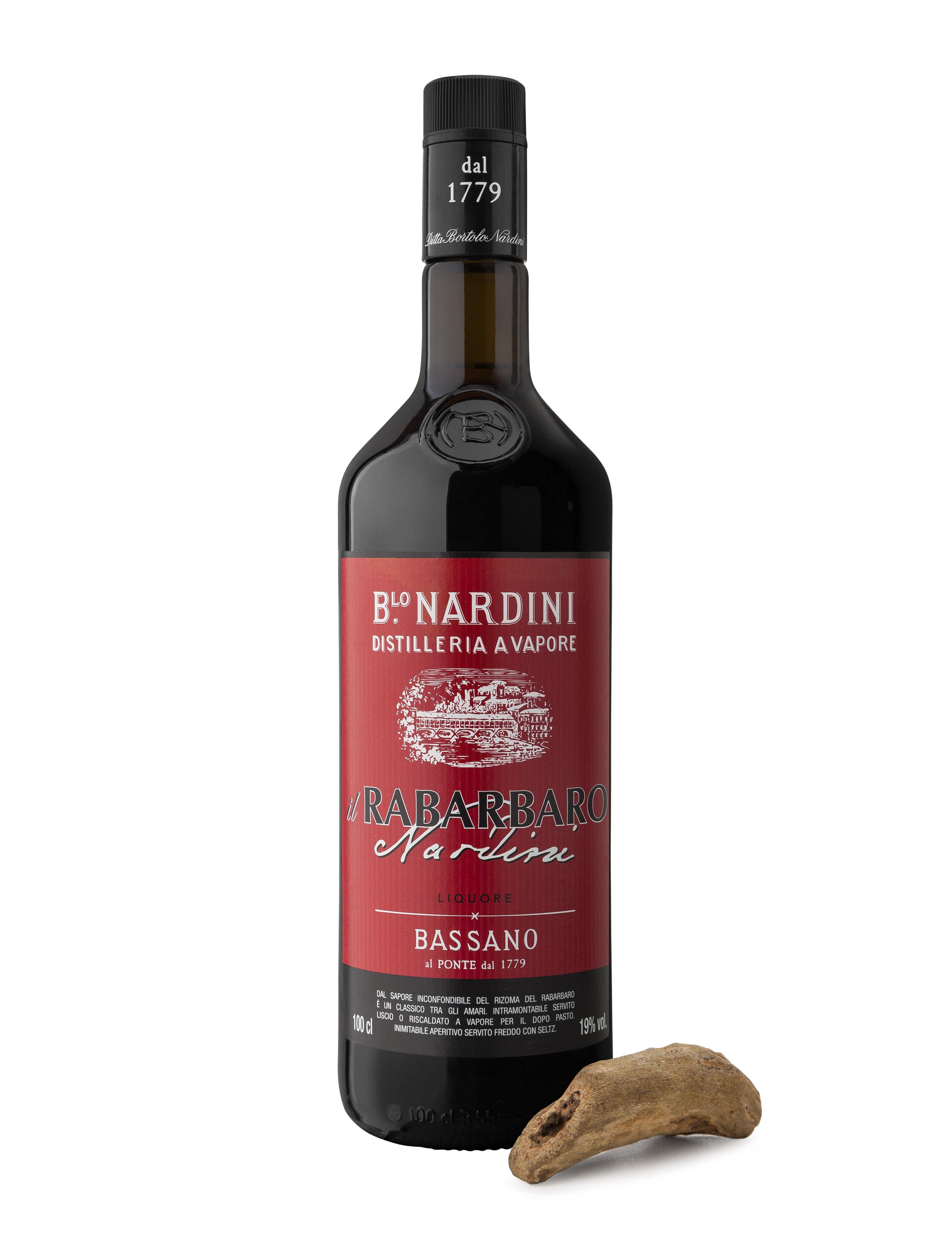 Rabarbaro Nardini box