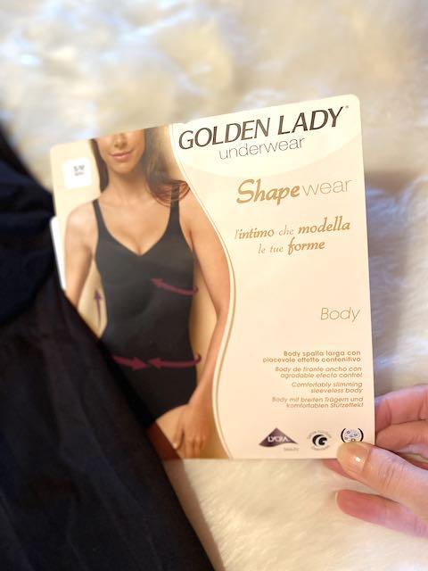 Body Contenitivo GoldenLady