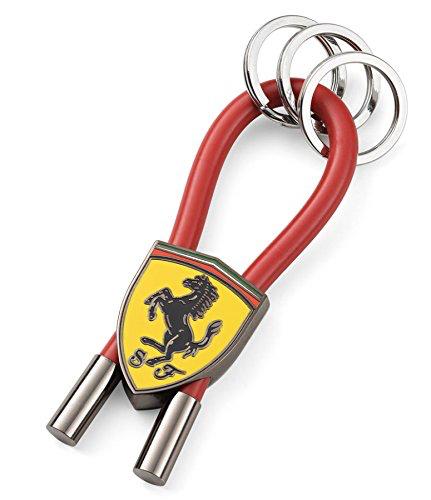 Scuderia Ferrari keyring Rubber Strap Red