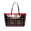 Shopper tartan bronze - GUM DESIGN