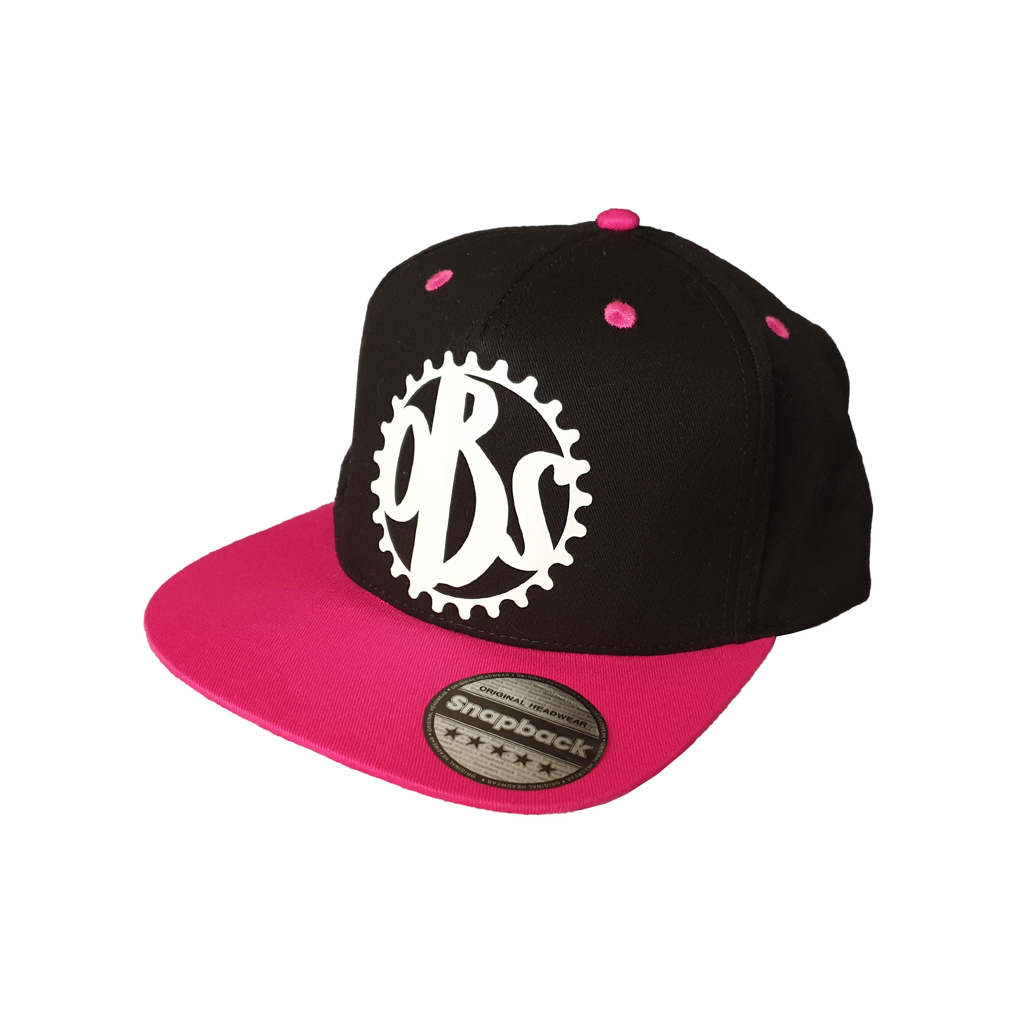 Cappellino Obsession Bmx Store - Colore Pink