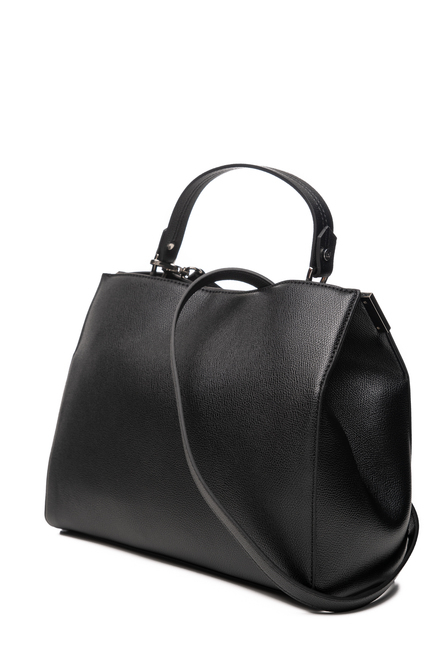 Borsa L Top Handle nera - LIU JO