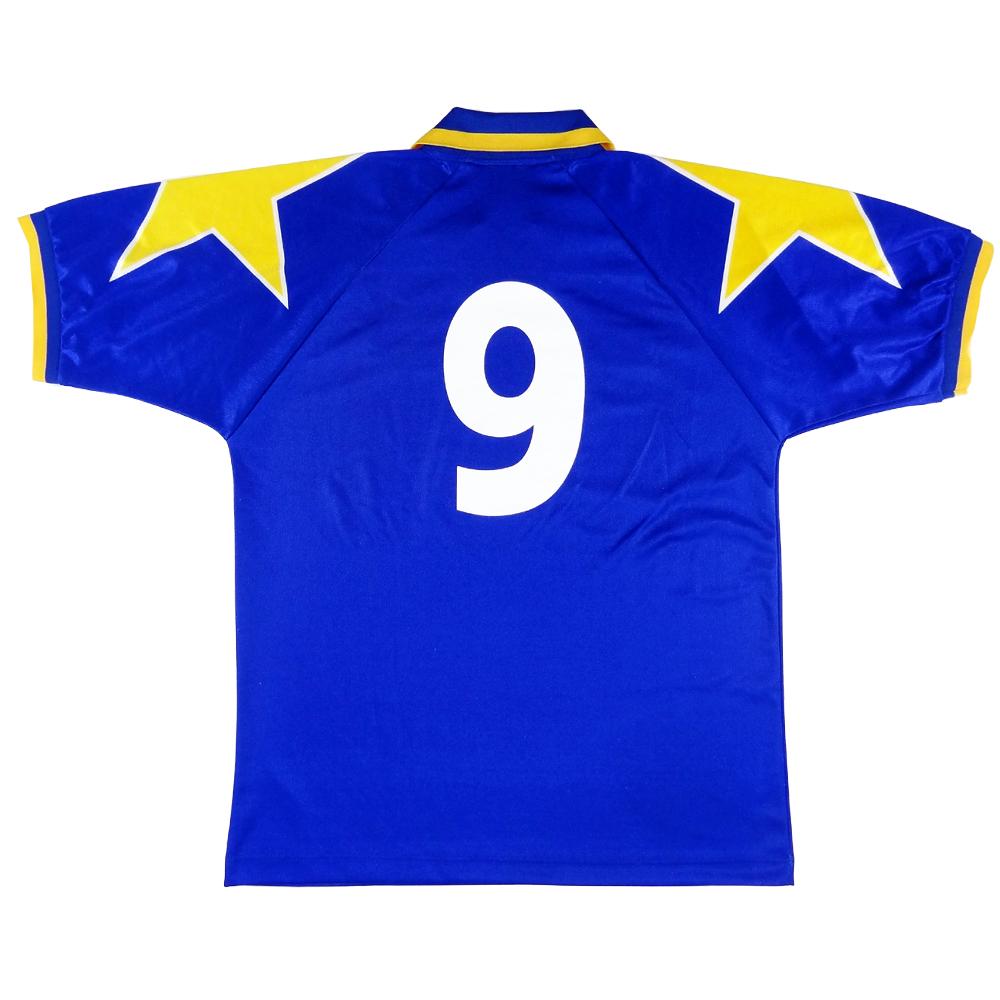 1994-95 Juventus Maglia Away #9 Vialli L (Top)