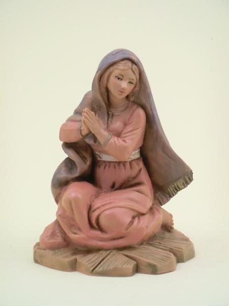 Madonna stile arabo per cm 12
