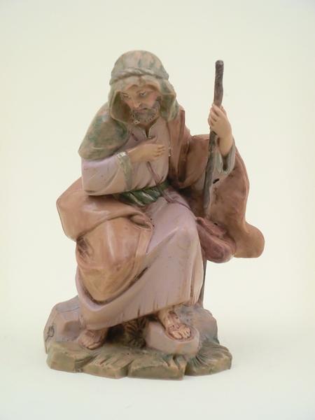 San Giuseppe stile arabo per cm 12