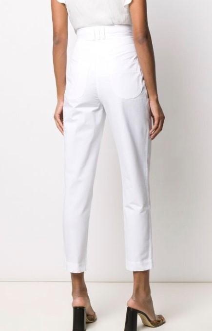 Pantalone bianco Philosophy