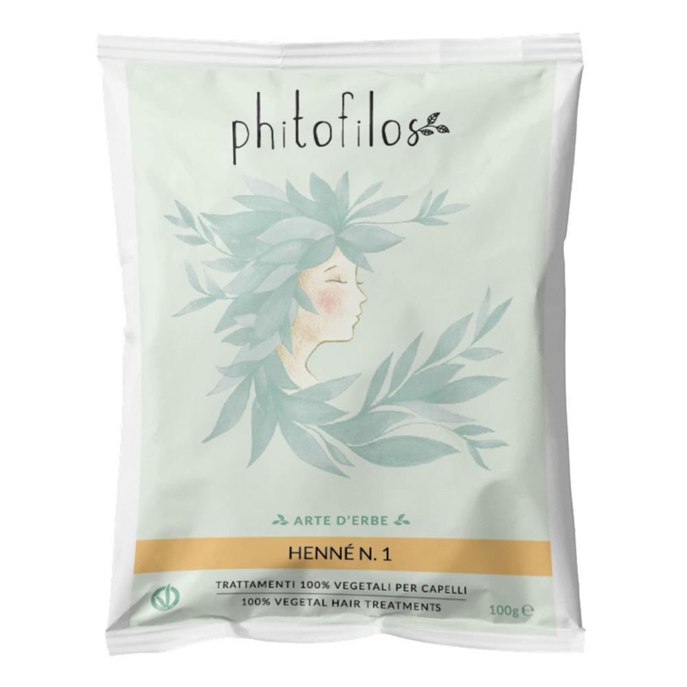 henné n1 Phitofilos