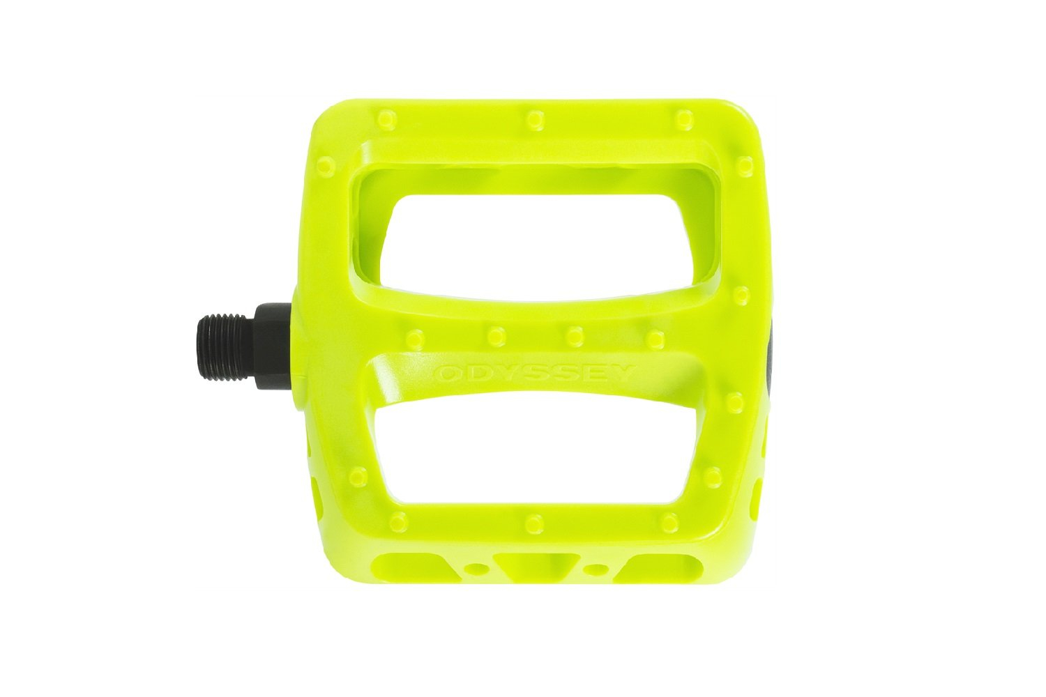 Odyssey Twisted PC 9/16 Pedali | Colore Fluo Yellow