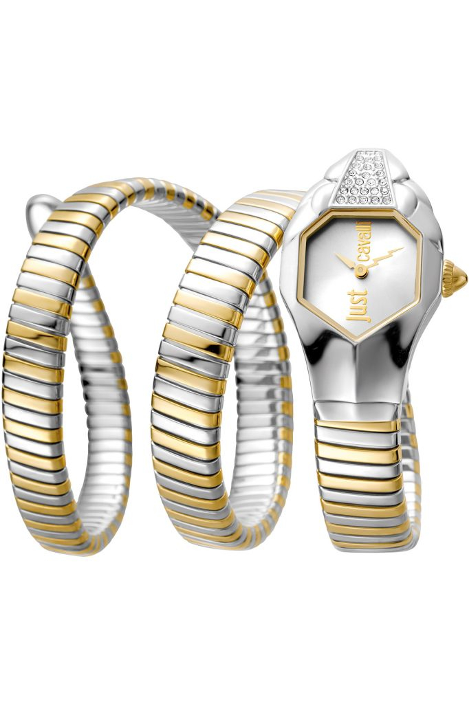 Just Cavalli - orologio donna Snake Glam Chic