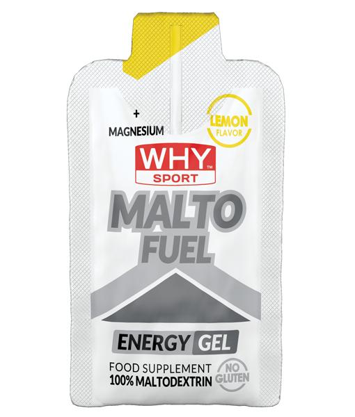 WHY SPORT Malto Fuel – Energy gel