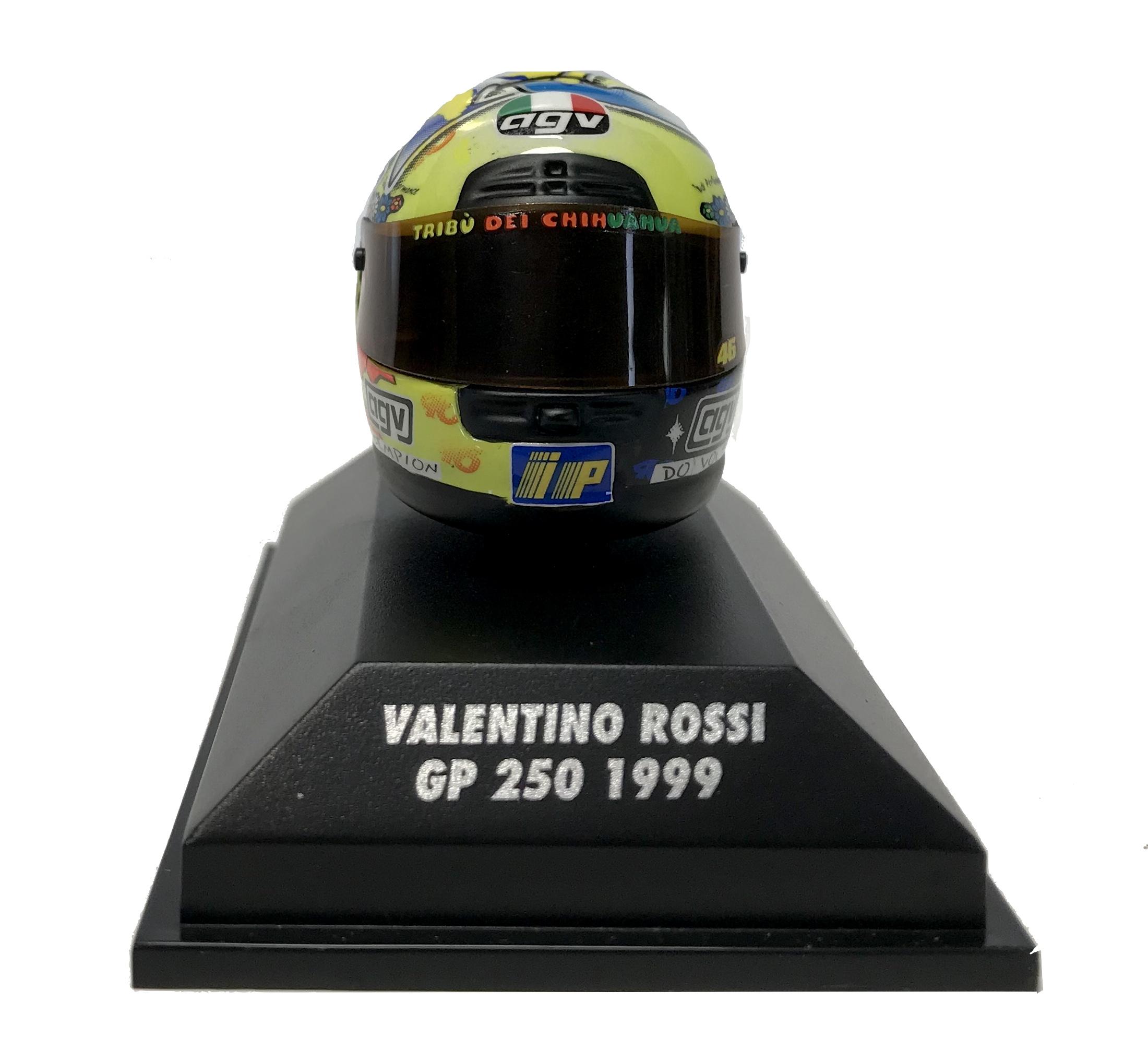 Valentino Rossi GP 250 1999 Helmet 1/8