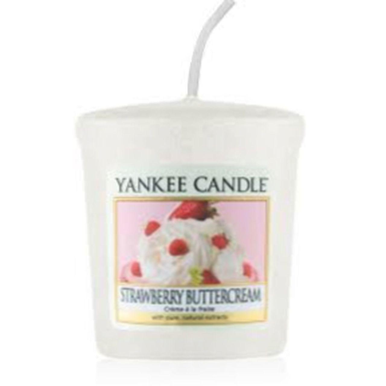Yankee Candle - Strawberry Buttercream - Sampler