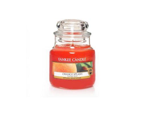 Yankee Candle - Orange Splash - Giara piccola