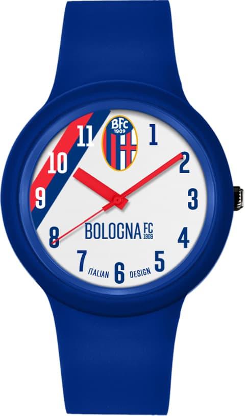 OROLOGIO NEW ONE BIANCO (Bambino) Bologna Fc