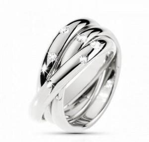 Anello Morellato Donna. Collezione Love Rings.