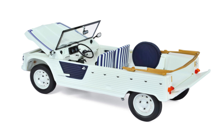 Citroën Méhari 1983 Azur 1/18