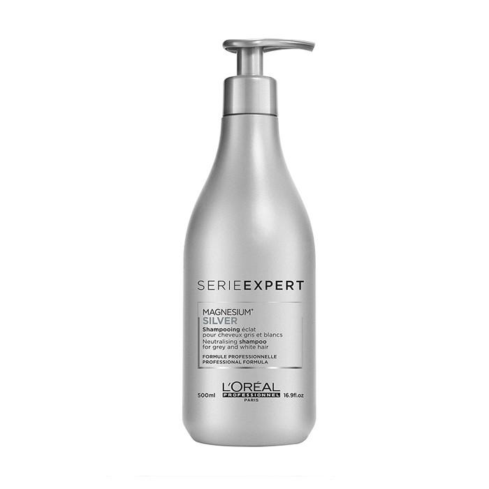 Shampoo Magnesium Silver