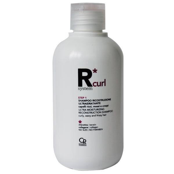 Curl Shampoo Ricostruzione Idratante Ricci