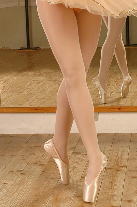 Il collant basic Pridance per Danza confort e durevole