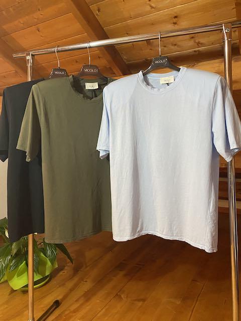 Tshirt Vicolo con spalline