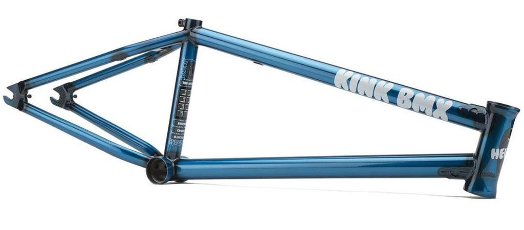 Kink The Williams Telaio | Colore Trans Blue