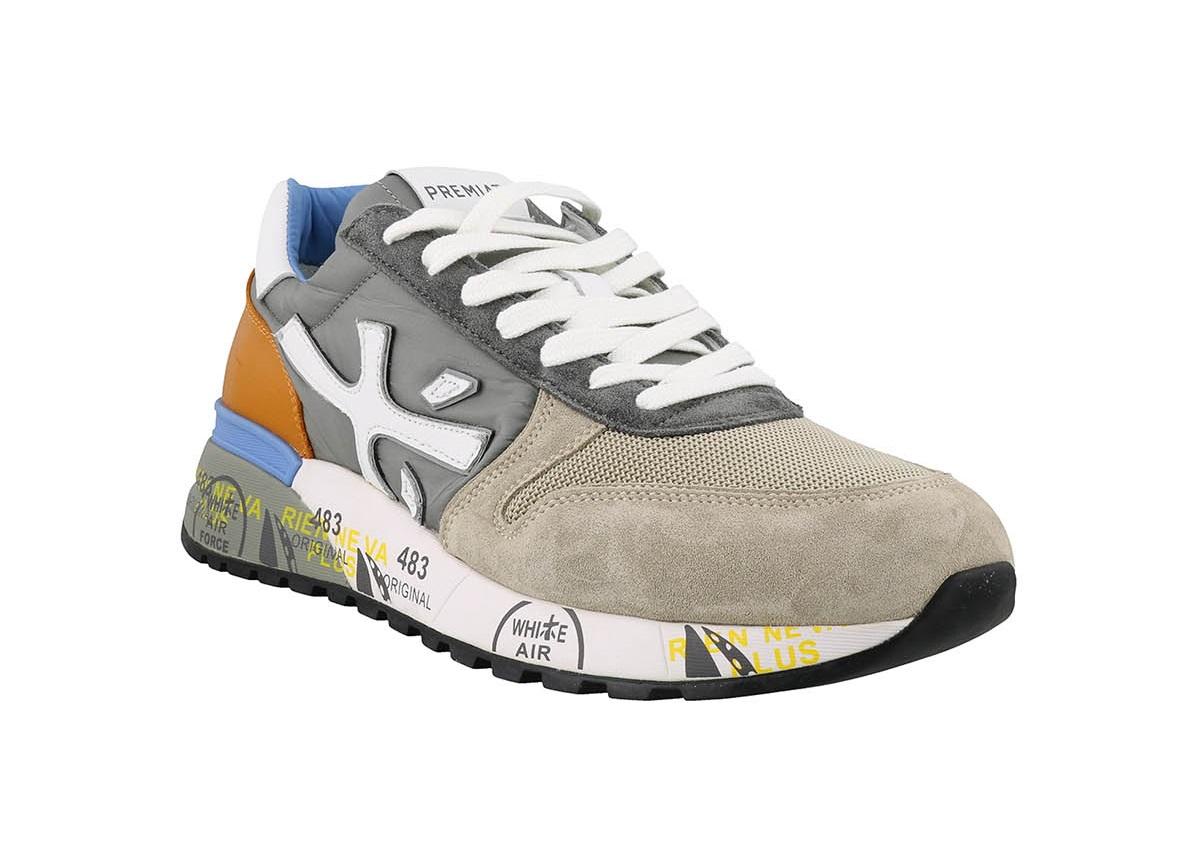 Sneakers Uomo Premiata Mick 4570  -19