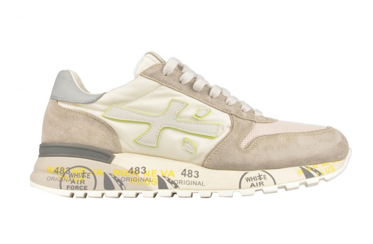 Sneakers Uomo Premiata Mick 4569  -19
