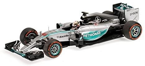 Mercedes AMG Petronas F1 Team Lewis Hamilton Japanese GP 2015 1/43