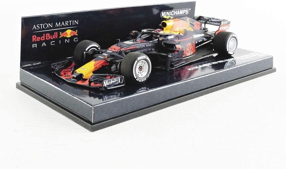Aston Martin Red Bull Racing TAG Heuer RB14 M. Verstappen 2018 1/43